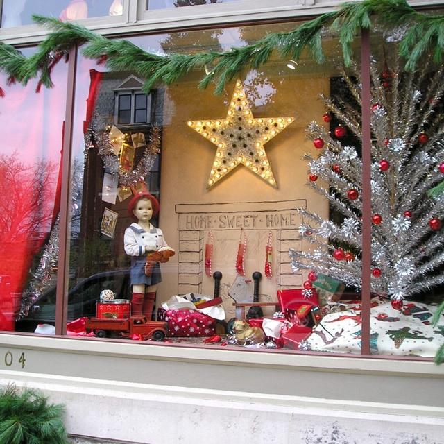 """ CHRISTMAS WINDOWS """