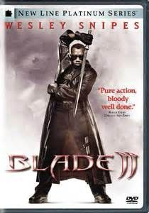 """BLADE II"" with Wesley Snipes"