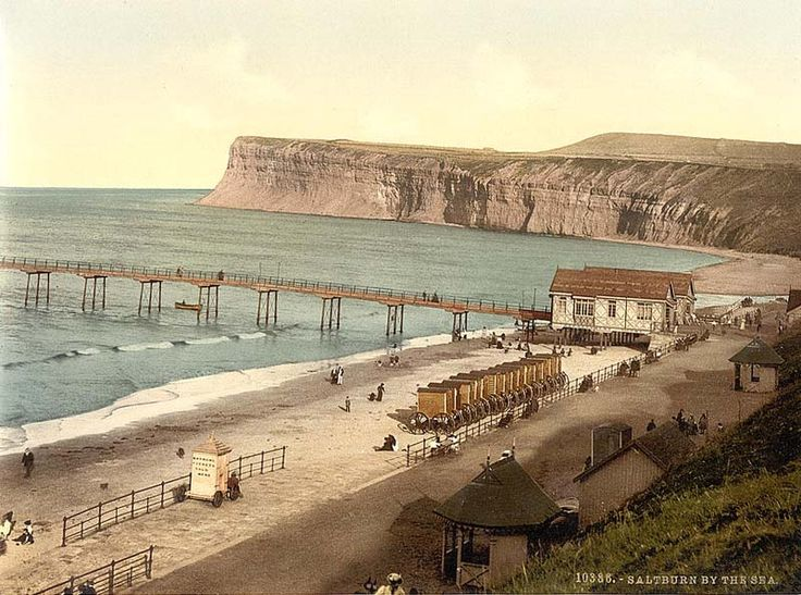 Saltburn by the Sea...Back in the day