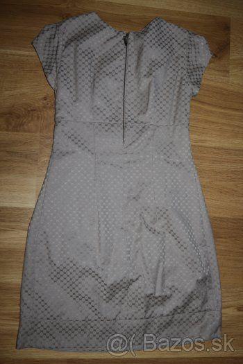Tehotenské šaty - 1