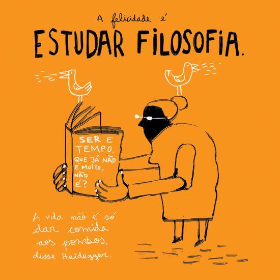 HAPPINESS IS STUDYING PHILOSOPHY, Afonso Cruz