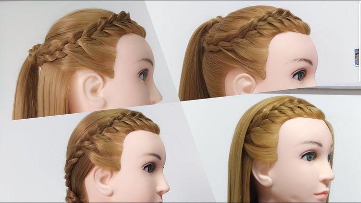 4 Opciones de Peinados Fáciles para Cabello Largo by Belleza sin Limites 🌹