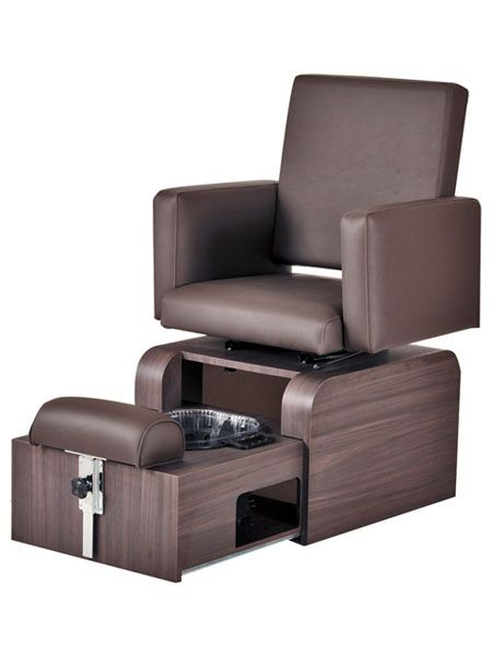 Plumbing issues in your salon? Enjoy our new Pibbs PS10 San Remo Pedicure Spa! #Pedisource #PlumbingFreePedicureSpa