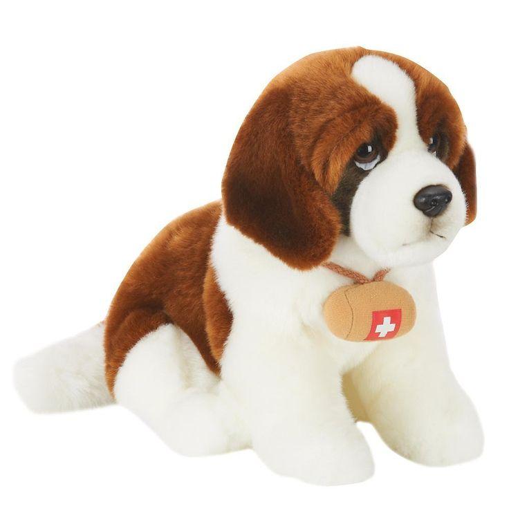 Stuffed Reindeer Dog Toy