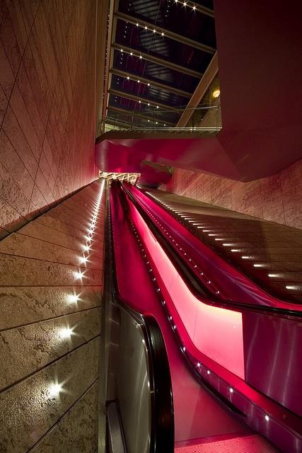 liverpool one escalators