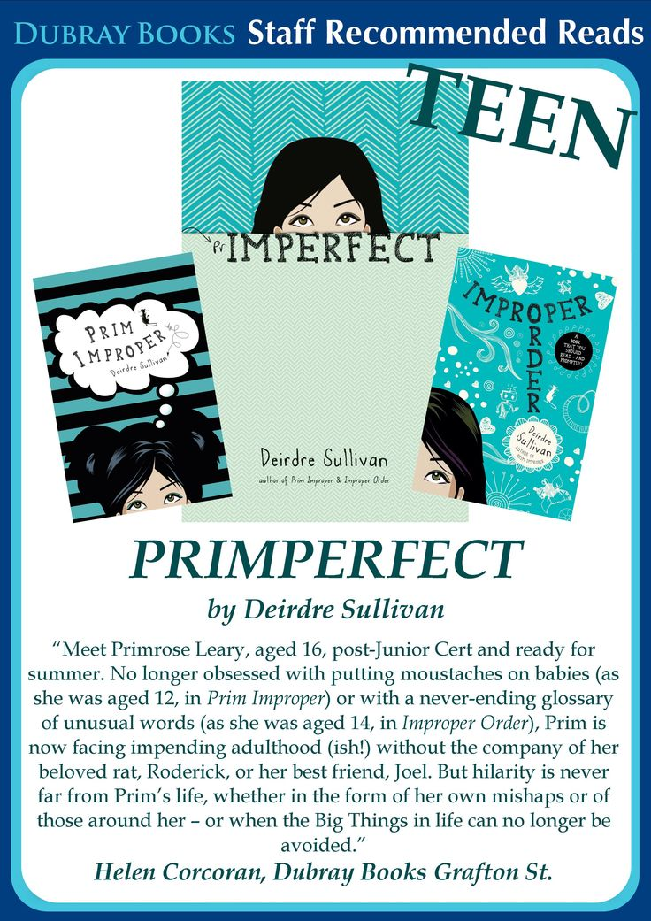 Did someone say teen book of the month over in Dubray Books? Yep, they did!