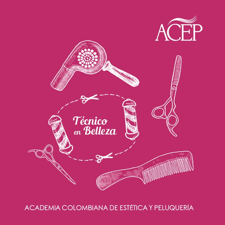 ¡SÉ EXITOSO YA! SÓLO DE TI DEPENDE Curso Técnico en Belleza Te invitamos a este nivel de estudio que nos permite aprender e integrar el mundo de la belleza, Corte, Color, Peinados, Maquillaje, Manicura y Pedicura, Barbería, Bioseguridad y Emprendimiento. ACEP PIENSA EN TI. ¡NUEVA IMAGEN NUEVAS OPORTUNIDADES!