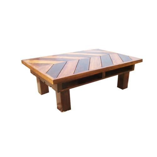 Living Room Center Table,Center Table For Your Living Room Made With  Upcycled Solid Pine Wood, Rustic Furniture For Your Living Room, Herring  Bone Patterned ...