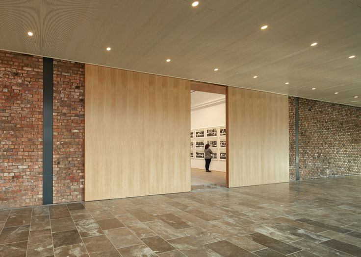 Muma Unveils Glass And Brick Extensions To The Whitworth
