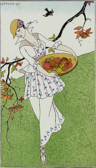 Ein Herbstgedicht von Theodor Fontane