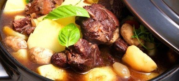72 best images about recettes cookeo on pinterest sauces - Quel vin pour cuisiner un boeuf bourguignon ...