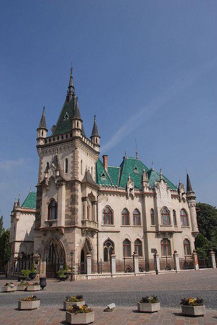 Jakab Palace, Košice, Slovakia