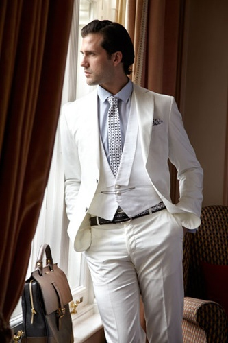 MARK / GIUSTI - The Gatsby collection lifestyle campaign