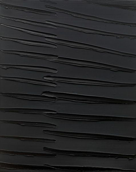 Pierre Soulages. The texture of painting.