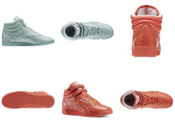 la tercera edición del Spirit Collection de #ReebokClassic.