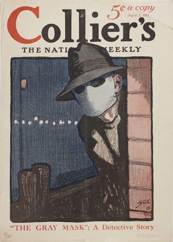 Американская журнальная обложка: терра мобиле