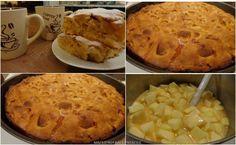 Γρήγορη μηλόπιτα!! Η παρέα για το καφεδάκι μας κι όχι μόνο -θα σας ενθουσιάσει η γεύση της σίγουρα !!Φτιάξτε την πανεύκολη οικονομική !!
