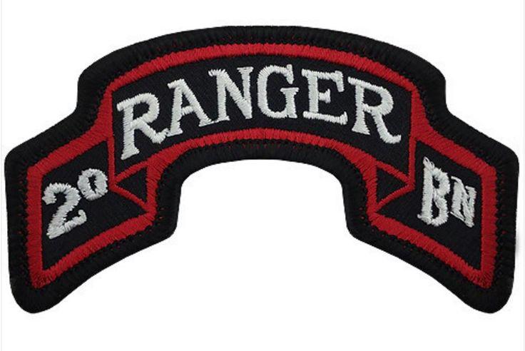 2nd Battalion - 75th Ranger Regiment Class A Scroll Patch