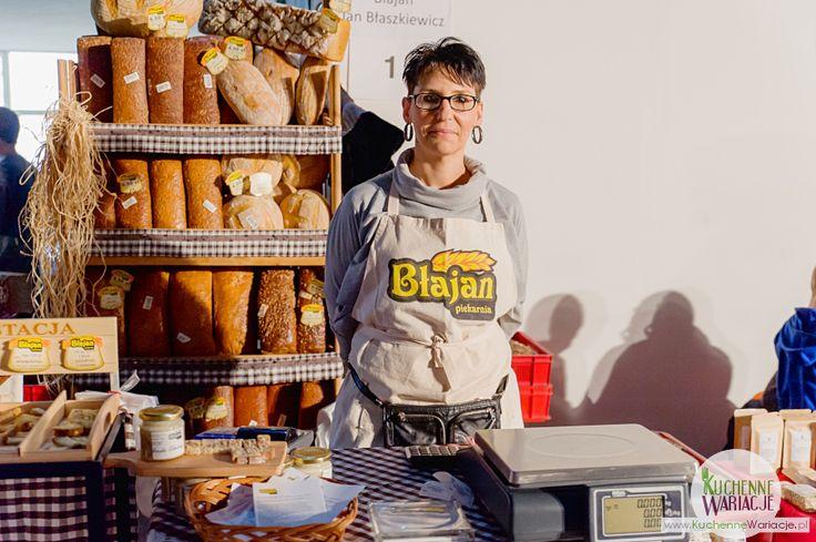 Błajan, dobry chleb! Fot. kuchennewariacje.pl