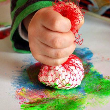15 Easy Art Activities For Two Year Olds | Painting ...