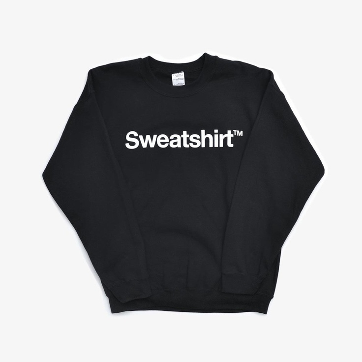 Fab.com | Sweatshirt Black