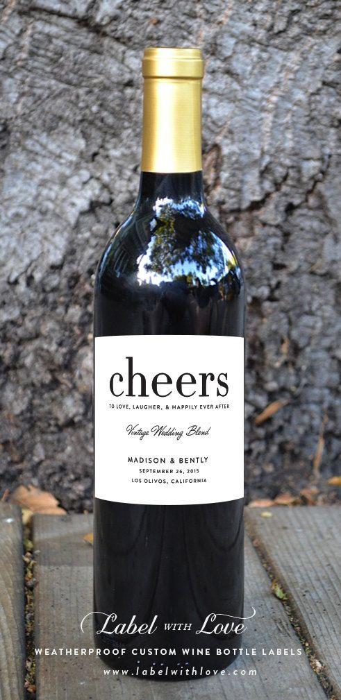 17 Best Ideas About Wine Bottle Favors On Pinterest Wine