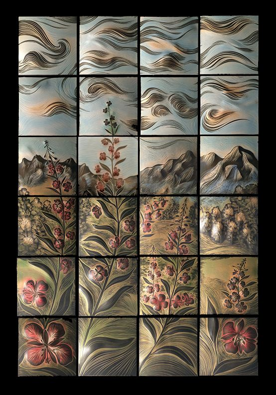 505 best Ceramic tiles images on Pinterest | Tiles, Sculpture and Tile