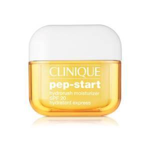 Ou une autre crème hydratante Clinique , peaux plutôt sèche !        Pep-Start Hydratant Express SPF 20 de Clinique sur Sephora.fr