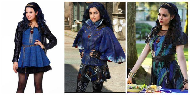 DIY Disney Descendants Evie Costume Under $20