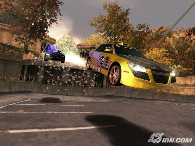 Need for Speed 9 Game Snapshots