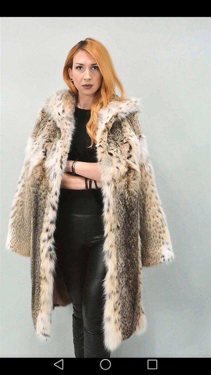 Fashion fur coat!!!