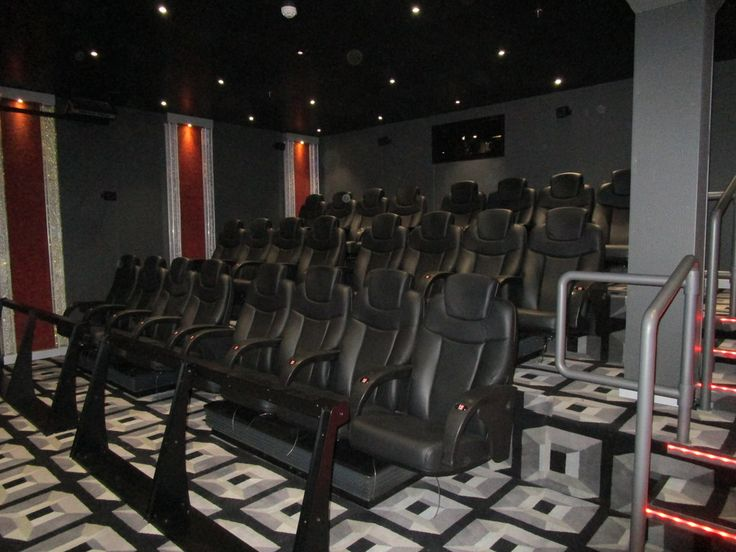 Entertainment - 4D Kino