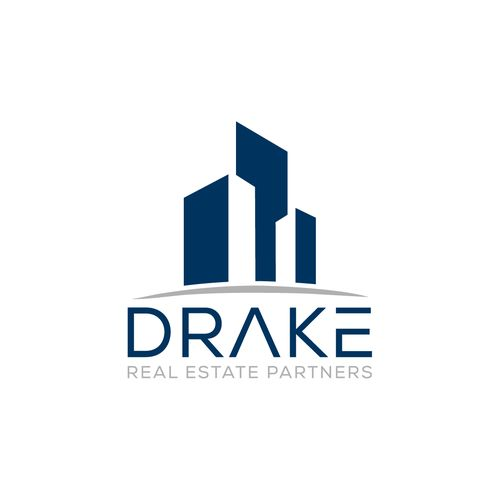 Drake �20Create a sophisticated and contemporary logo for an entrepreneurial Real Estate Investment Company