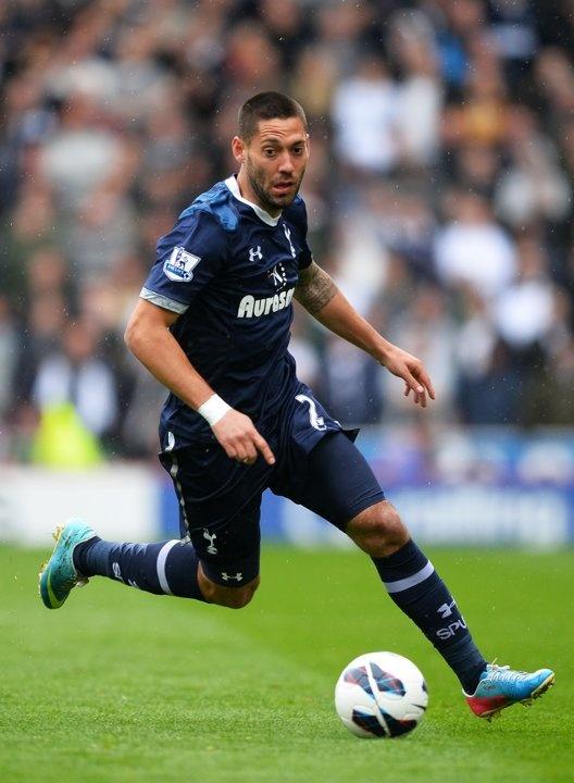 ~ Clint Dempsey against Stoke City ~