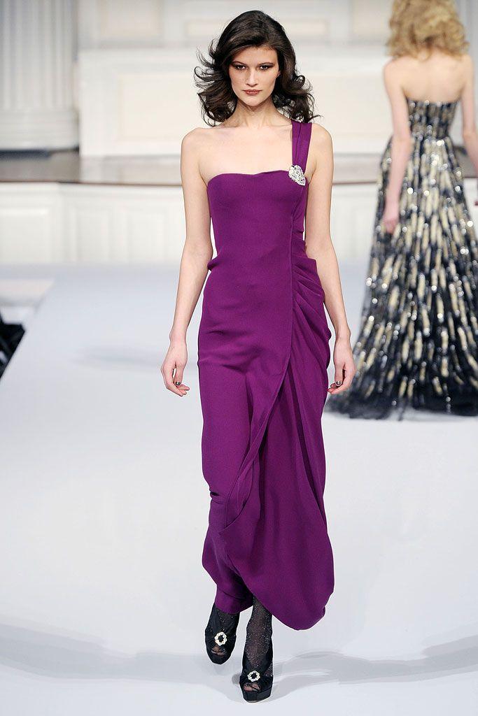 Asombroso Vestidos De Novia De Oscar De La Renta Imágenes - Vestido ...