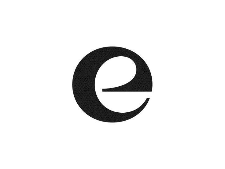 e by Kakha Kakhadzen #Design Popular #Dribbble #shots