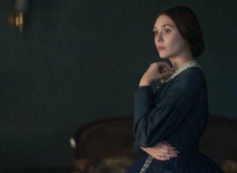 """""""There was a stillness about her which I found enchanting and complex. There is so much going on in her eyes, and that is really what took me to gravitating toward her. She was at once very young and had a very old soul."""" Writer-director Charlie Stratton about choosing Elizabeth Olsen to portray Thérèse Raquin in his movie """"In Secret""""."""