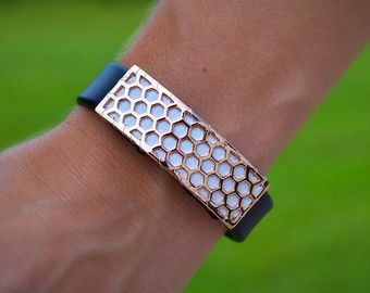 Fitbit Charge & Charge HR wristband slider / cover by techGLAM