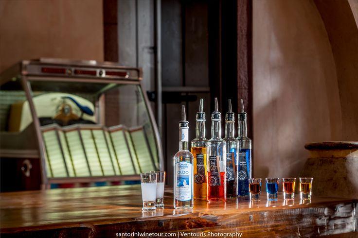 #Ouzo and #Liquors