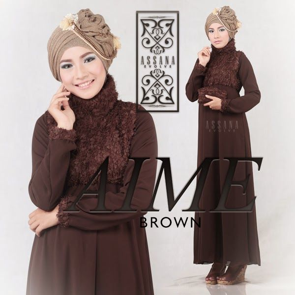 Aime by Assana Evolve - Brown