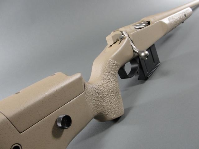 McMillan TAC-338 in .338 Lapua Magnum