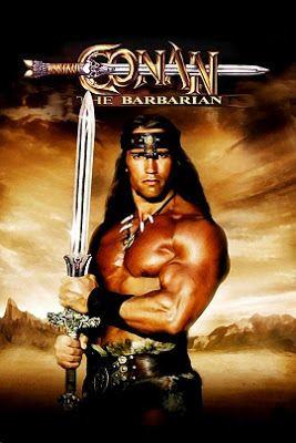 Muito além dos livros e filmes!: Filme - Conan, o bárbaro (1982)