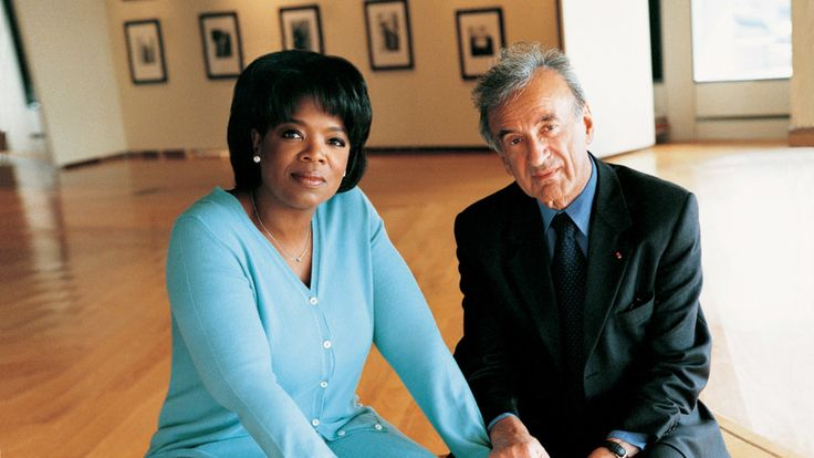 """""""When a person doesn't have gratitude, something is missing in his or her humanity. A person can almost be defined by his or her attitude toward gratitude."""" — Elie Wiesel #otalks #fromthearchives #omag15"""
