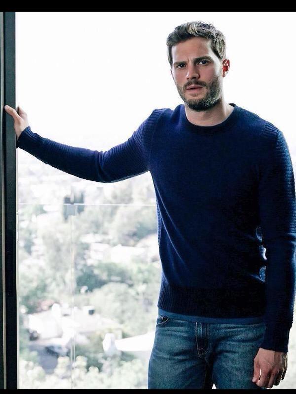 Photoshoot Oficial de promoción para la película 50 Sombras de Grey deJamie Dornan. Este post pertenece a la web Si lo estás leyendo en otra ubicación es porque el contenido está siendo utilizado…