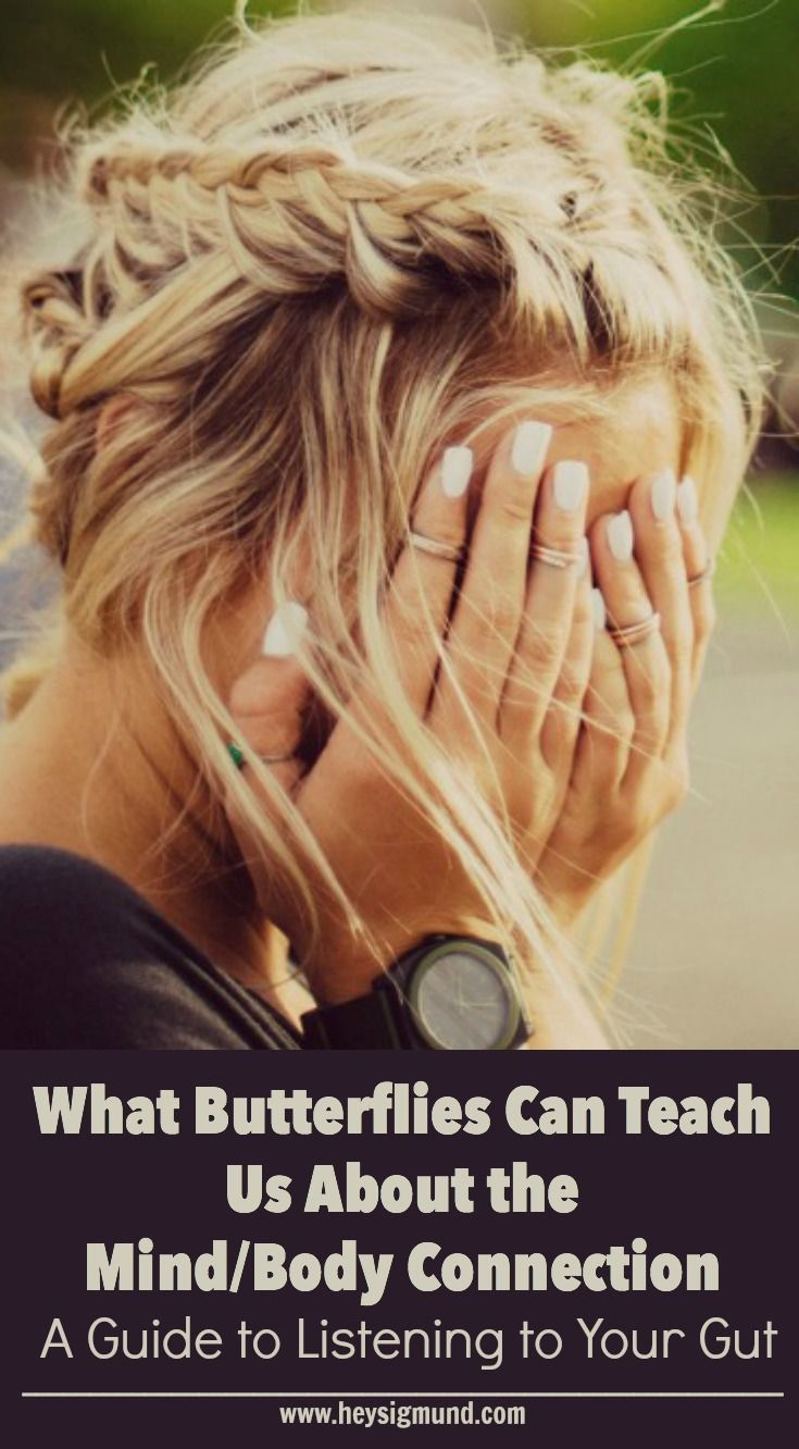 What Butterflies Can Teach Us About the Mind/Body Connection: A Shrink's Guide to Listening to Your Gut (by Dr Sarah Sarkis)