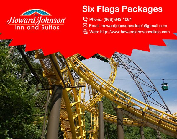 We are the one who offer best #Six_Flags_Packages. Visit At:- http://bit.ly/2ctBog5