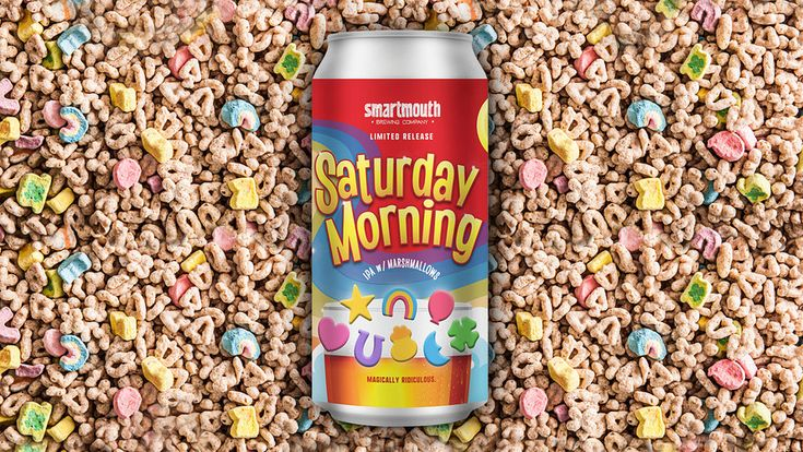 Smartmouth Brewing Lucky Charms
