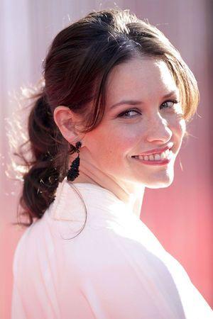 輝く笑顔が素敵なエヴァンジェリン・リリー❤︎