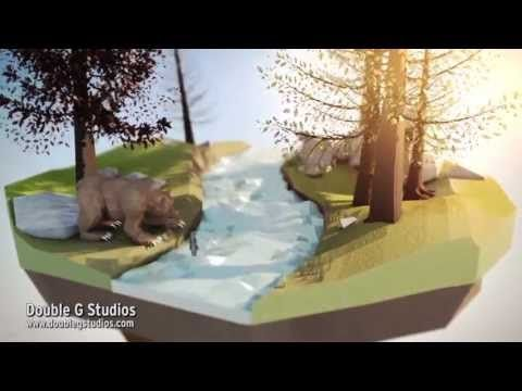 CINEMA 4D - http://www.maxon.net - is used by leading studios in the UK to create, among many other things, 3D animation for BBC, ITV, Sky, Channel 4, Channel 5, and for some of the best-known video games around.