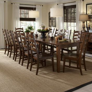 A America Toluca Dining Table 988 61